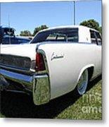 Vintage Lincoln Continental . 5d16675 Metal Print