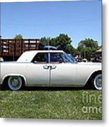 Vintage Lincoln Continental . 5d16679 Metal Print