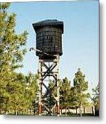 Vintage Water Station Metal Print
