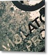 Violators Metal Print