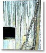 Virginia Barn Metal Print