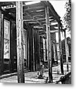 Virginia City Brewery Area Metal Print