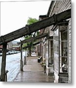 Virginia City Montana 03 Metal Print