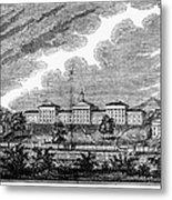 Virginia: College, 1856 Metal Print