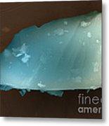 Volcanic Ash, Sem Metal Print