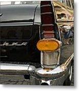 Volga Old Car Metal Print