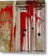 Voodoo Metal Print by Christo Christov