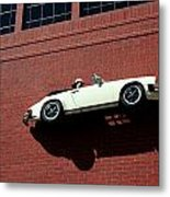 Vroom Metal Print