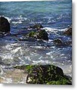 Waimea Bay 2 Metal Print