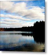 Walden Pond Reverie  Metal Print
