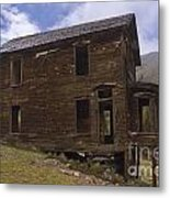 Walsh-duncan House Metal Print