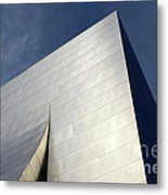 Walt Disney Concert Hall 5 Metal Print