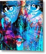 Wandering Thoughts - Untitled Desire Metal Print