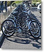 Wanna Ride Metal Print