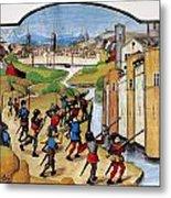 Warfare: Siege Of Arras Metal Print
