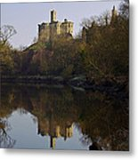 Warkworth Castle Metal Print