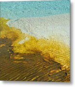 Warm Beauty Metal Print