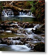 Warm Springs Metal Print