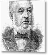 Warren De La Rue (1815-1889) Metal Print