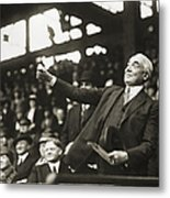 Warren G. Harding Metal Print by Granger