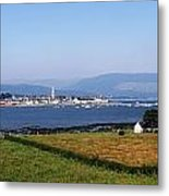 Warrenpoint From Carlingford, Co. Down Metal Print