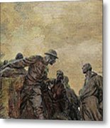 Wars Of America Metal Print