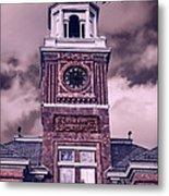 Warwick City Hall Metal Print by Lourry Legarde
