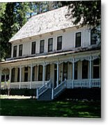 Washburn Cottage Wawona Metal Print