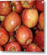 Washington Apples Metal Print