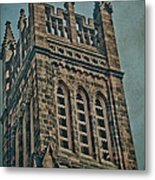 Washington Street Metal Print