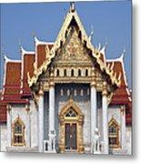 Wat Benchamabophit Ubosot Dthb180 Metal Print
