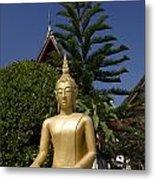 Wat Mai Buddha II Metal Print