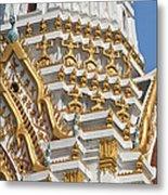 Wat Phitchaya Yatikaram Central Prang Dthb1191 Metal Print