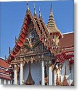 Wat Thewarat Kunchorn Wiharn Dthb292 Metal Print