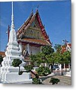 Wat Thong Nopphakhun Ubosot Dthb1169 Metal Print