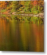Water Dancers Metal Print by Ed Smith