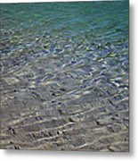 Water Depths Marine Metal Print