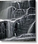 Water Over Wahconah Falls  Metal Print