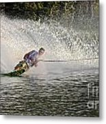 Water Skiing 14 Metal Print