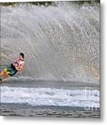 Water Skiing 16 Metal Print