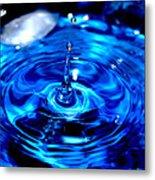 Water Spout 3 Metal Print