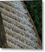 Water Steps 1 Metal Print