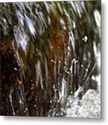 Water Wrapped Metal Print