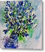 Watercolor 110190 Metal Print