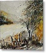 Watercolor 212052 Metal Print