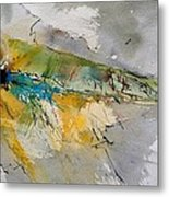 Watercolor 213001 Metal Print