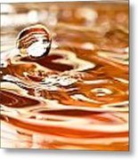 Waterdrop8 Metal Print