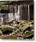 Waterfall #2 Metal Print