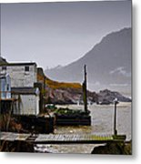 Waters Edge St Johns Metal Print