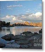 Watson Lake 5  Metal Print